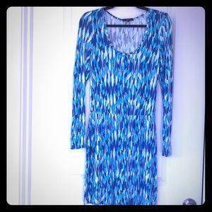 Tart Collections Dress Medium Blue Modal
